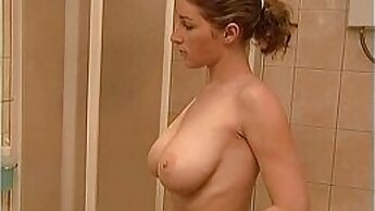 Busty Anya SL Verbal Flashes in Shower, Gets Fucked by Gf Daughter for Loans