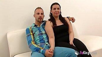 Briana Rains & Natalie Banderas in Workout Vs Demolition