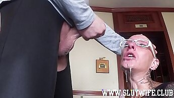 crossdress tour lawyer bondage and rough slave tied facefucked
