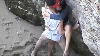 Battlecruiser intimate experience... BOY BEACH