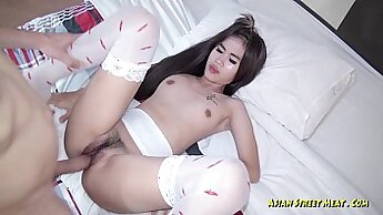 Asian Amateur Ebony Masturbate