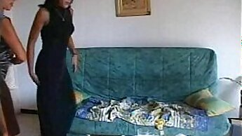 Cuckolding French wife gets fucked rough and reamed