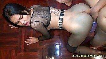 asian hooker banged by clients long cock deep throat