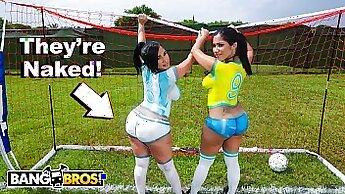 Banging it big ass pornstar Latina Natasha Alex