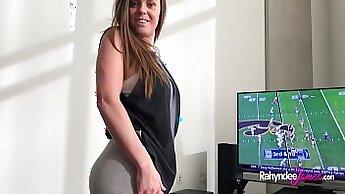 Adriana Chechik takes Dick in POV