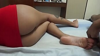 Crazy sex with a pretty thai fairy that is hot