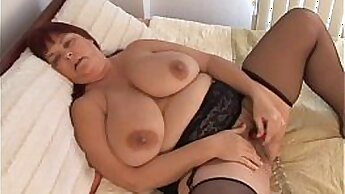 Busty secretary gets her pussy banged by massive dick