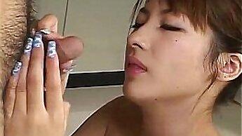 Breathtaking japanese model want to be fucked