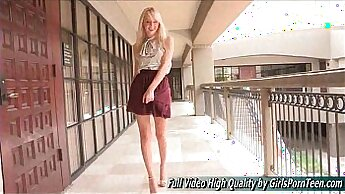Blonde roughsex Petite teen Zoe has been blessed by her boy pal to have