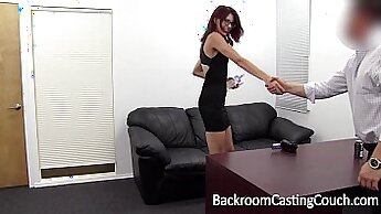 Anal orgasm for the light-haired slave