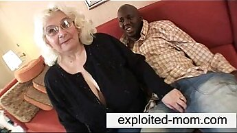 BEDHEAD SCREAMING WITH GRANNY WITH HORNY BLACK COCK FULL VIDEO