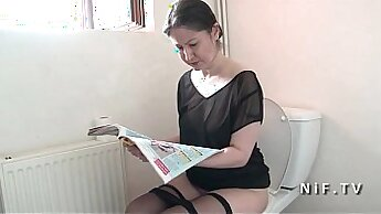 Amateur French Teen nailed by stranger while smoking she blows xxx