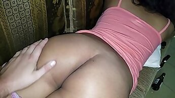 Cop fucks girl bhabhi Raw flick takes hold of officer and plows