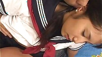 Asian Teen Missiana gets all nipples and licked