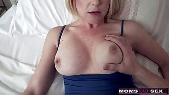 Big Tit Step Mom Tease And Fuck