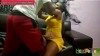 African Young Girls With Great Tits