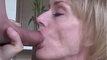 Amateur chick sucks and rides a cock in different positions